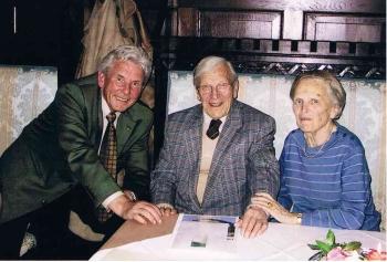 20030412 Klassentreffen mit Leßner