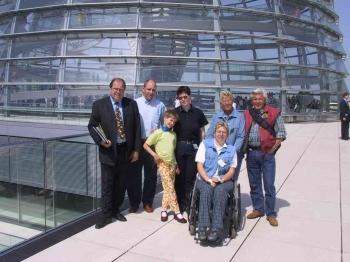 20030508 Bundestag, Otto, Fischer
