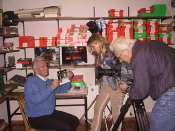 20031211 NDR Fernsehen bei Kh Otto