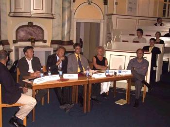 20050907 Bundetagswahl, Kandidaten