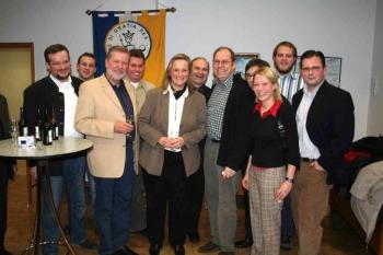 20060122    Wahl D. Stollwerck Bürgermeisterin in Adelebsen 1