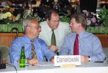 20061007 Danielowski, Fischer, Wulff (CDU)