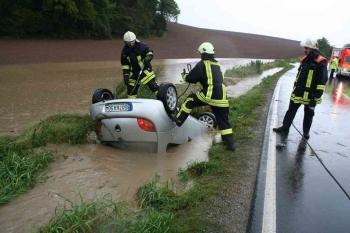 20070929 Unfall vor Kl. Lengden 1