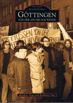 20071128 Von der Apo bis zur Wende, Buch von Kh. Otto