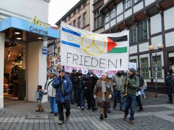 20080828 Frieden Waffenstillstand Israel 1