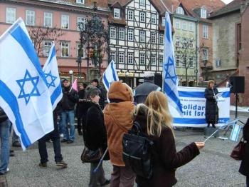 20080828 Frieden Waffenstillstand Israel 3