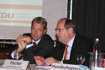 20080903 BT-Wahl Röttgen, Fischer