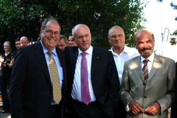 20090901 BT-Wahl, Kauder, Fischer, Noack