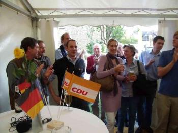 20090927 Bundestag, Fischer