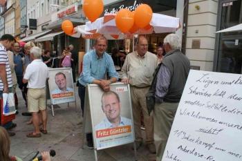 20130907 Bundestagswahl Güntzler, Fischer