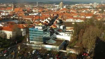 20151209 Göttingen vom Rathaus 1