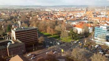20151209 Göttingen vom Rathaus 2