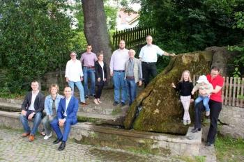 20160709 CDU ortsrat Geismar an der Tränke