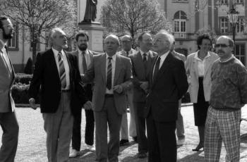 19880504 Partnerschaft Wittenberg DDR 1