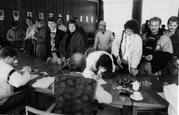 19891111 Duderstadt Geld 1