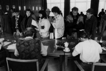 19891111 Duderstadt Geld