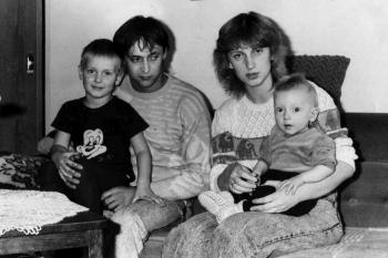 19891210 Leinefelde Hilfe aus BRD