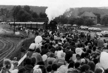 19900526 DDR Arenshausen BRD Eichenberg 3